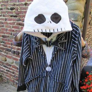Disney Jack Skeleton Pajama Nightmare Before XMas